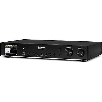HanFei DIGITRADIO 143 - HiFi-Tuner Internetradio (DAB+ Digital-Radio, Wi-Fi Audio-Streaming,