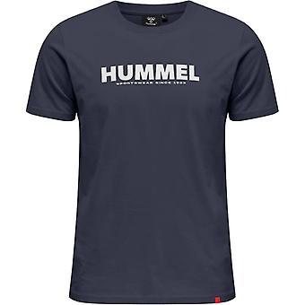 hummel Legacy T-Shirt - Blue Nights