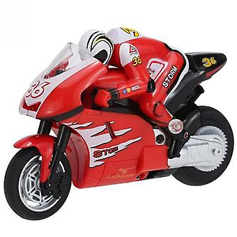 Mini Moto Rc Motorcycle Electric Nitro Remote Control Car Recharge Racing Motorbike Of Boy Toy Gift