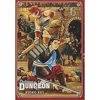 Läckert i Dungeon, Vol. 6 av Ryoko Kui (Paperback, 2018)