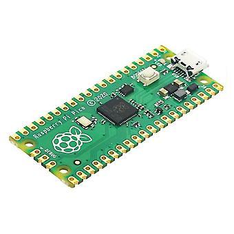3 stuks voor raspberry pi pico microcontroller development board, dual-core arm cortex m0 + processor, 133 mhz