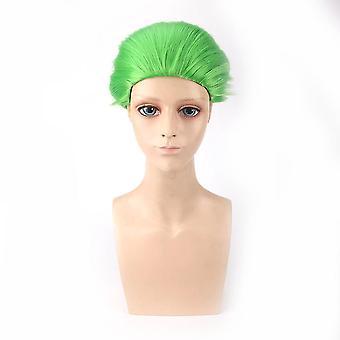 Suicide Squad Cosplay Perücken Joker kurze synthetische Haare Perücken