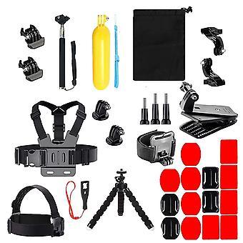 32-Piece GoPro Accessory Kit