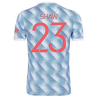 Camiseta masculina del Manchester United Equipación visitante 2021/22
