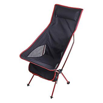Outdoor Camping Ultralight Folding Chair Travel Fishing Bbq Hiking Strong