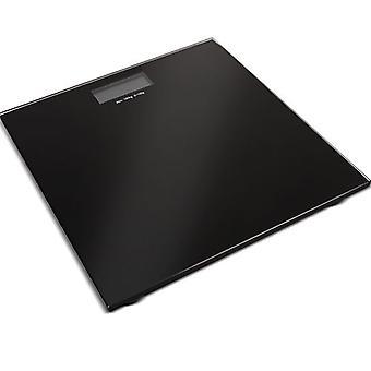 Kabalo čierna 180kg kúpeľňové váhy-elektronická osobná váha