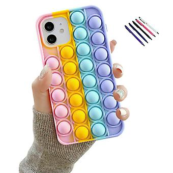 Iphone 12/12 Pro - Shell / Schutz / Pop It Fidget