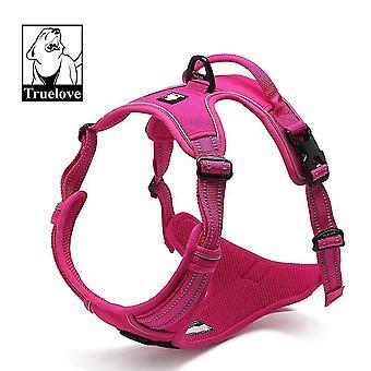 Huisdier halsbanden harnassen truelove hond harnas tlh5651 no-pull reflecterende stiksels zorgen voor nacht zichtbaarheid outdoor avontuur
