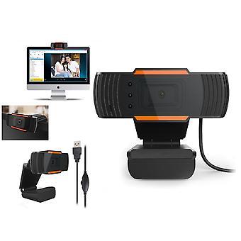 Hd Web Kamera Usb mit Mic 4 Videokonferenz Skype