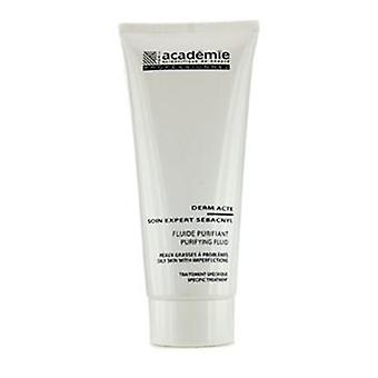 Academie Derm Acte Purifying Fluid (salon Size) - 100ml/3.4oz