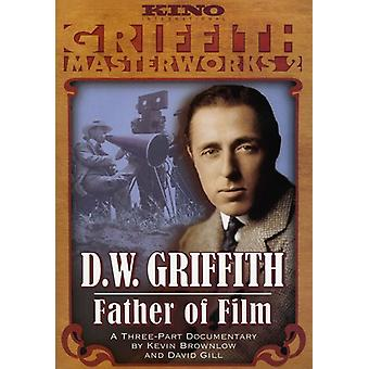 Griffith D.W.-Father of Film [DVD] USA import