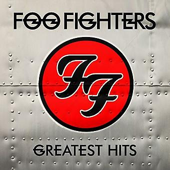 Foo Fighters - Greatest Hits [CD] USA import