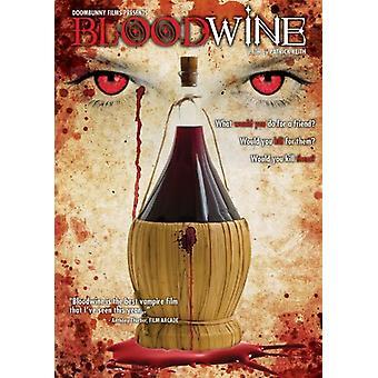 Bloodwine [DVD] USA import