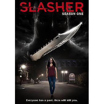 Slasher: Sæson én [DVD] USA import