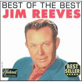 Jim Reeves - Best of the Best [CD] USA import