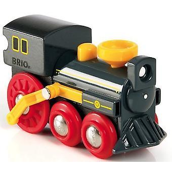 布里奥火车货车 33617 由 BRIO