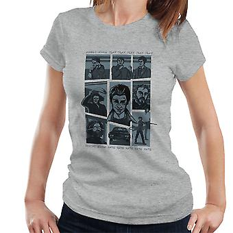 Supernatural Parody Song Hillywood Show Sam And Dean Winchester Women's T-Shirt