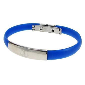 Everton Colour Silicone Bracelet