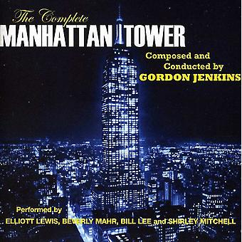 Gordon Jenkins Orchestra - The Complete Manhattan Tower [CD] USA import