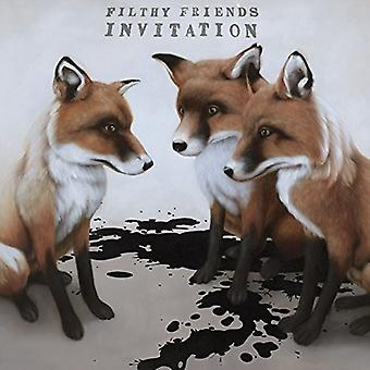 Filthy Friends - Invitation [CD] USA import