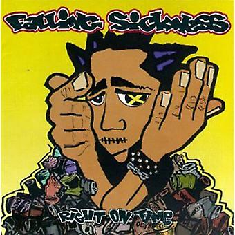 Falling Sickness - Right on Time [CD] USA import