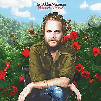 Hiss Golden Messenger - Hallelujah Anyhow [Vinyl] USA import