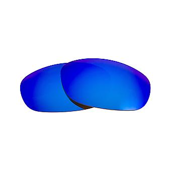 Polarized Replacement Lenses for RAY BAN Predator 2027 Frame Blue Anti-Scratch Anti-Glare UV400 by SeekOptics