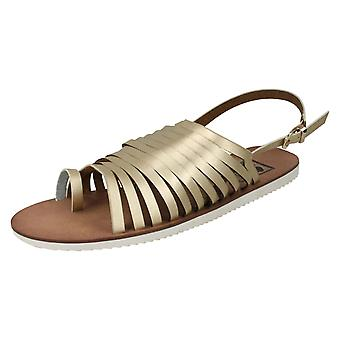 Ladies Down To Earth Strappy Sandal