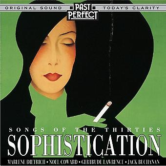 Sophistication: Songs & Style from the 1930s Audio CD Various Artists