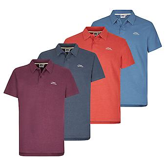Weird Fish Mens Andy Polo Shirt