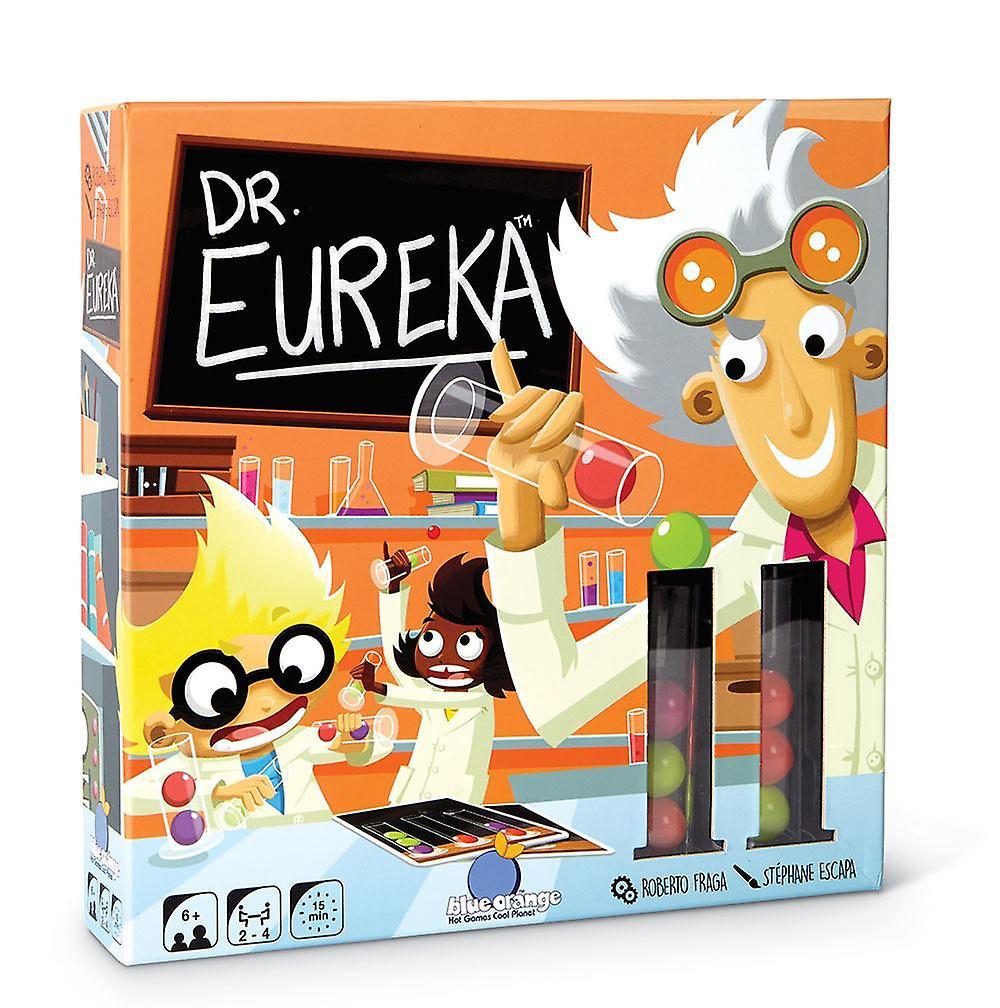 Dr Eureka Mix The Molecules Game