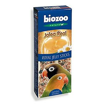 Axis-Biozoo Barritas for Lovebirds With Royal Jelly (Birds , Bird Treats)