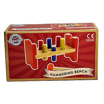 A to Z Classic Wooden Hammer Bench