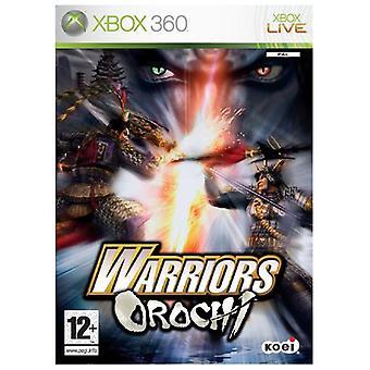 Warriors Orochi (Xbox 360) - Als nieuw