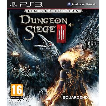 Dungeon Siege III Limited Edition (PS3) - Nouveau