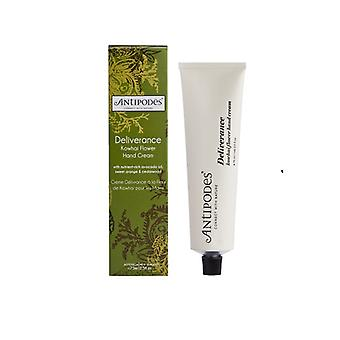 AntiPodes Deliverance Hand Cream, 75ml