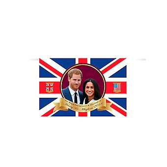 Couple Royal Bunting - plastique
