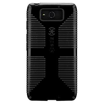 Speck CandyShell Grip Case for Motorola Droid Maxx (Black)