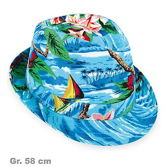 Trilby Hawaii sommer Hat solen mens lue