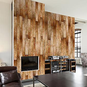 Wallpaper - Russet floor