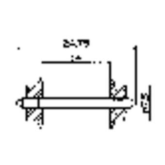 Roco 40184 H0 Wheel set AC 2 pc(s)