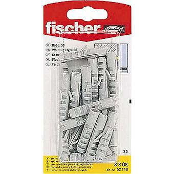 Fischer S 8 GK Spring toggle 40 mm 8 mm 52118 20 pc(s)