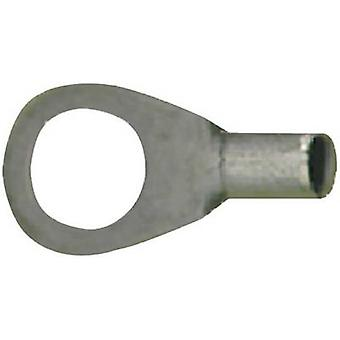 Vogt Verbindungstechnik 3521A Ring terminal Cross section (max.)=2.50 mm² Hole Ø=5.3 mm Not insulated Metal 1 pc(s)