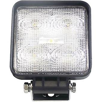 Berger & Schröter Working light 12 V, 24 V 5x3 W, 1150 l 20190 Close range illumination (W x H x D) 110 x 110 x 41 mm 900 lm 6000 K