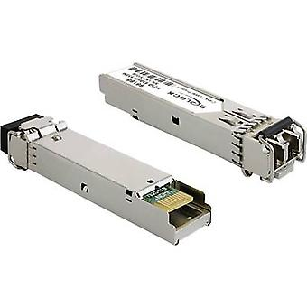 Delock 86186 SFP transceiver modul 1 Gbps 550 m modultype SX