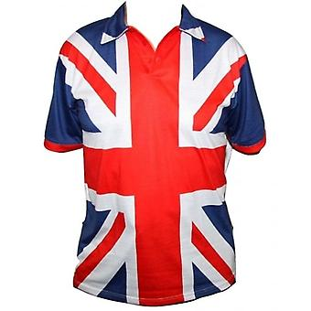 Union Jack Wear Union Jack Designer Polo Shirt