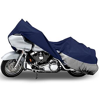 Motorcycle Bike Cover Travel Dust Storage Cover For Honda Shadow Sabre VT 700 750 1100