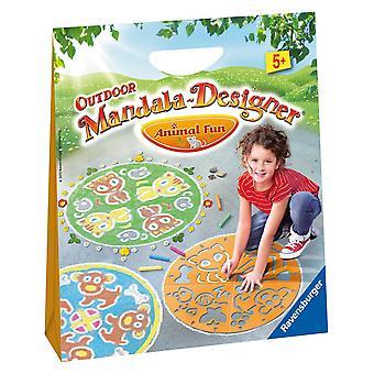 Outdoor-Mandala-Designer - tierischer Spaß