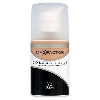 Max factor Color ADAPT Foundation 75 goudkleurig