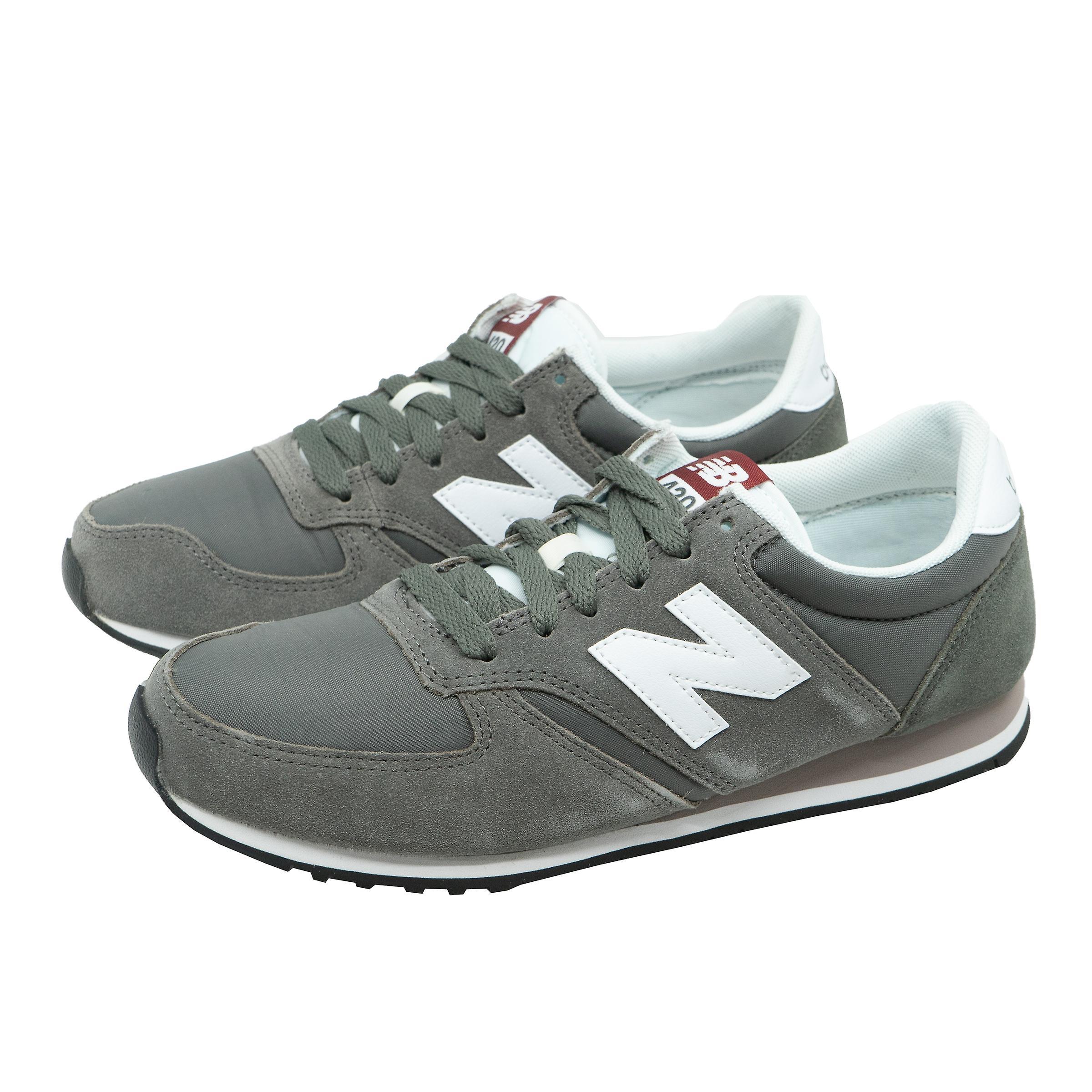 36fcfdc5409fc New balance U 420 women's / unisex sneakers running shoes grey wild leather  40-42